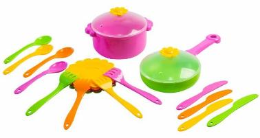 Игрушечная посуда